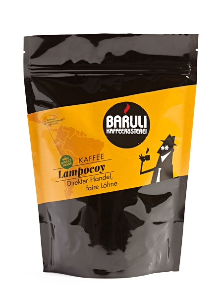 Kaffee Direct Trade Lampocoy