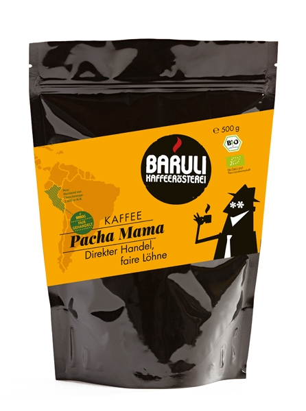 Bio Kaffee Direct Trade Pacha Mama